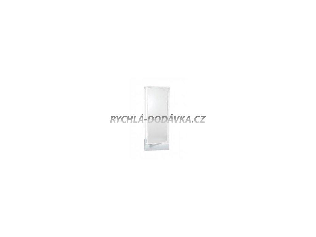 Teiko sprchová zástěna standard SDK 80 čiré sklo + water off-sdk80csklowoff