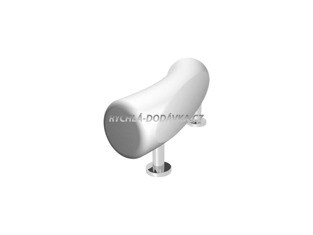 Teiko vana podhlavník standard stříbrný-VBPH010133