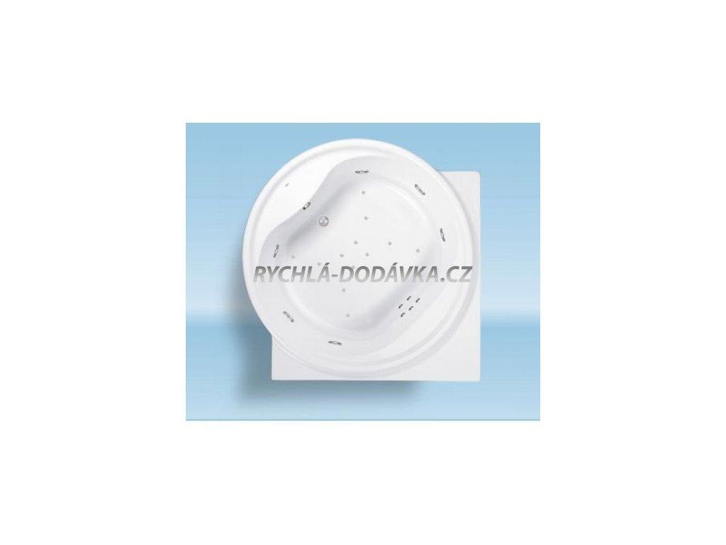 TEIKO Vana Borneo - R kruhová 177x177 cm - HTP systém EASY V215160N04T02021