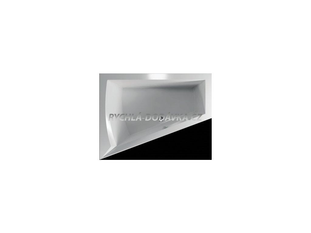TEIKO Vana Galia L rohová 175 x 135 cm - HTP systém ECO HYDROAIR, levá V210175L04T01231