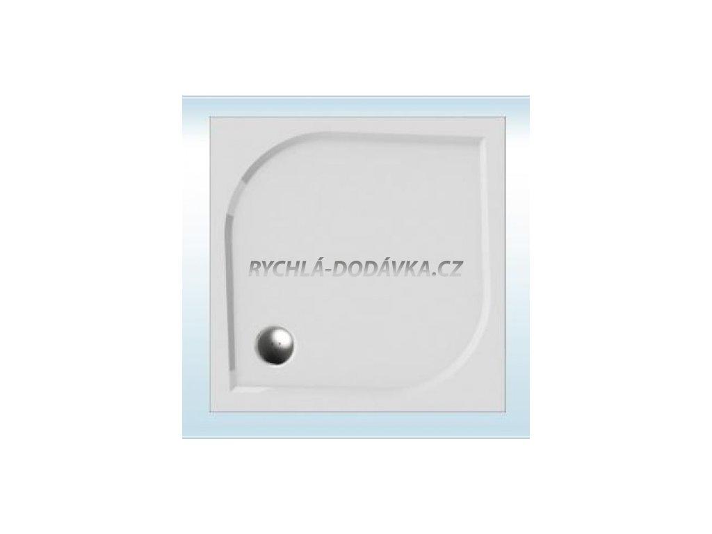 Teiko sprchová vanička  Draco 80 litý mramor 80 x 80 cm Z139080N96T01001-draco80