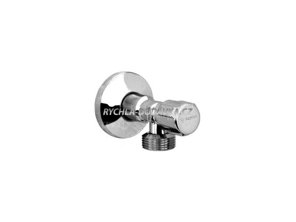 "Specifikace Schell Comfort - Pračkový ventil, chrom 1/2""x3/4"" 033000699-SCHELL 033000699"