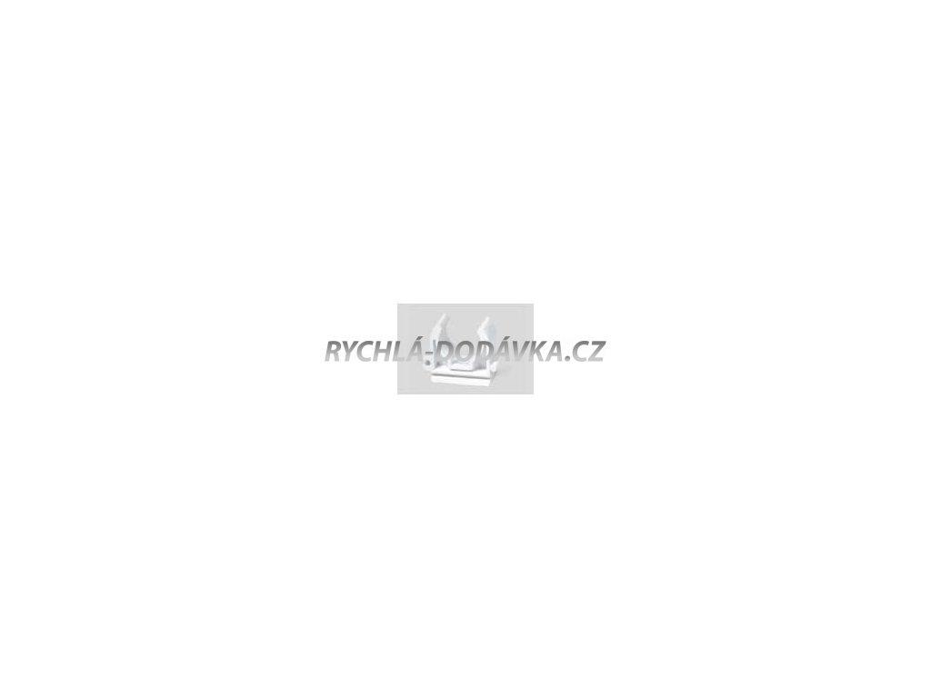 CU Příchytka na měděné trubky 15 x 1-cupř15