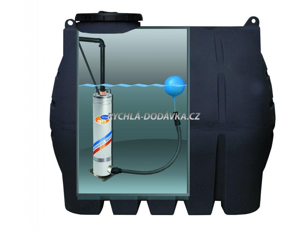nádrž pro dešťovou vodu HZ 3000