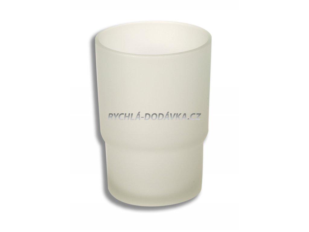 Novaservis Náhradní sklenička sklo 6806,X