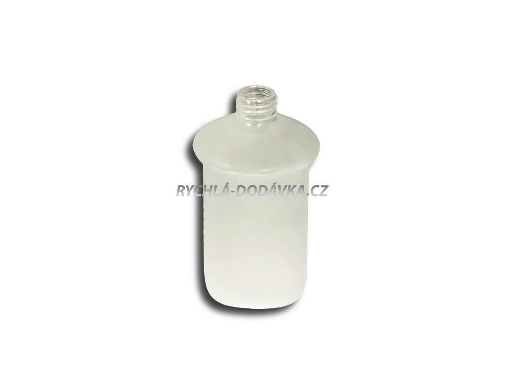 Novaservis Sklo dávkovače mýdla pískované 6855,X