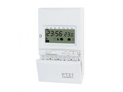 ELEKTROBOCK PT21 - Prostorový termostat -PT21