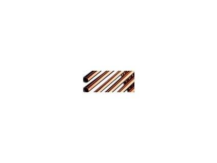 měděné trubky - měděná trubka cu 22 x 1 cu22