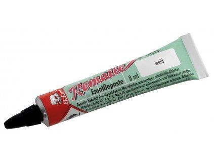 Aqualine REMALLE opravný smalt, 8 ml, bílá REM0