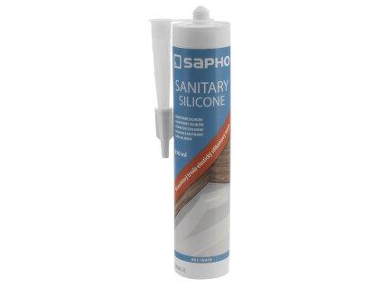 Sapho Sanitární silikon, 310ml, bílá 2130100