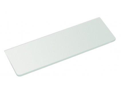 Sapho Police 200x100x8mm, mléčné sklo 22478