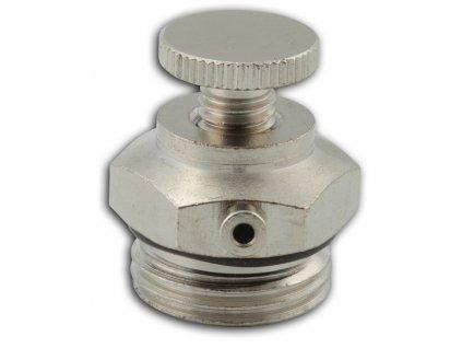 """Novaservis Odvzdušňovací ventil kovový ruční 1/4"""" RA501/8"""