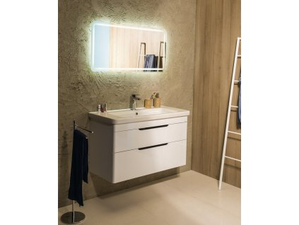 Sapho Koupelnový set ELLA 100, bílá KSET-012