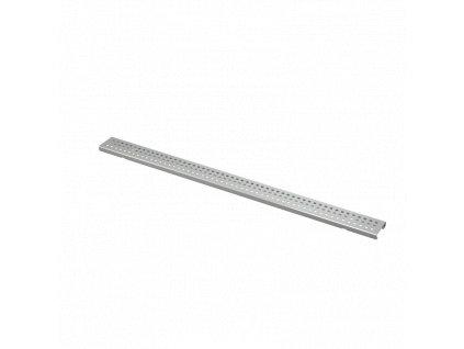 Alcaplast Rošt pro drenážní žlab 75 mm, pozinkovaná ocel ADZ-R103