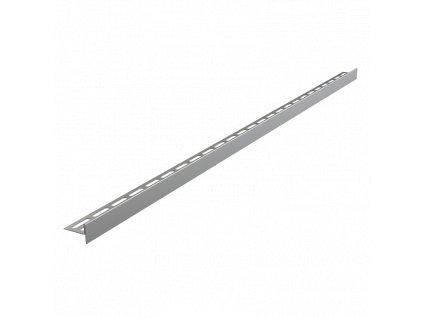Alcaplast Nerezová lišta pro spádovanou podlahu, oboustranná APZ905M/1000