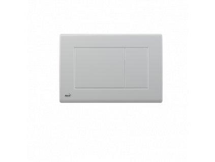 Alcaplast Ovládací tlačítko pro předstěnové instalační systémy, bílá M270