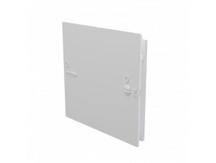 Alcaplast Vanová dvířka 150×150, bílá AVD001