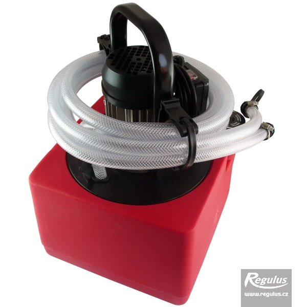 Čistiace pumpy a prípravky