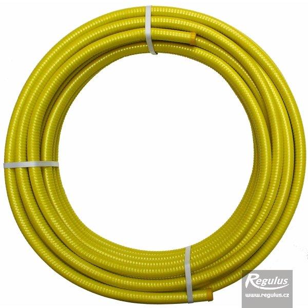 Rúrky pre rozvody plynu - Sicurflex