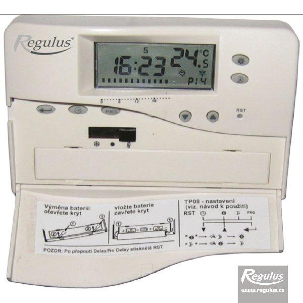 Izbové termostaty
