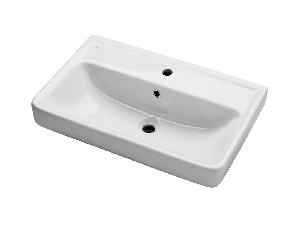 Jednoduchá umývadlá