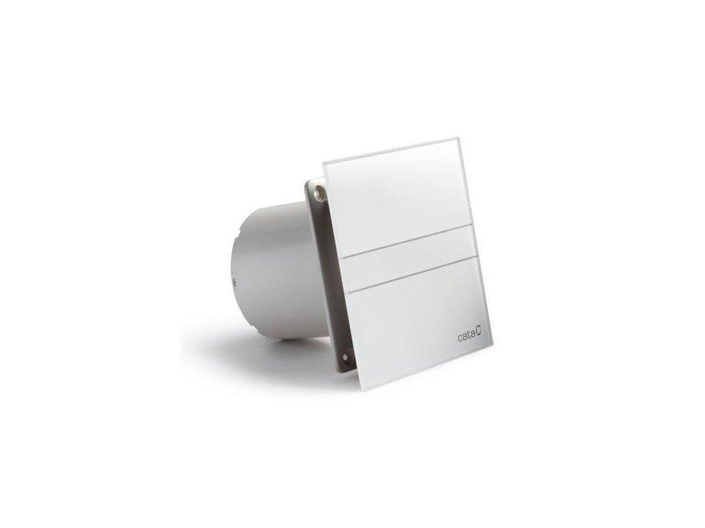 Cata E-150 G kúpeľňový ventilátor axiálny, 21W, potrubie 150 mm, biela 00902000