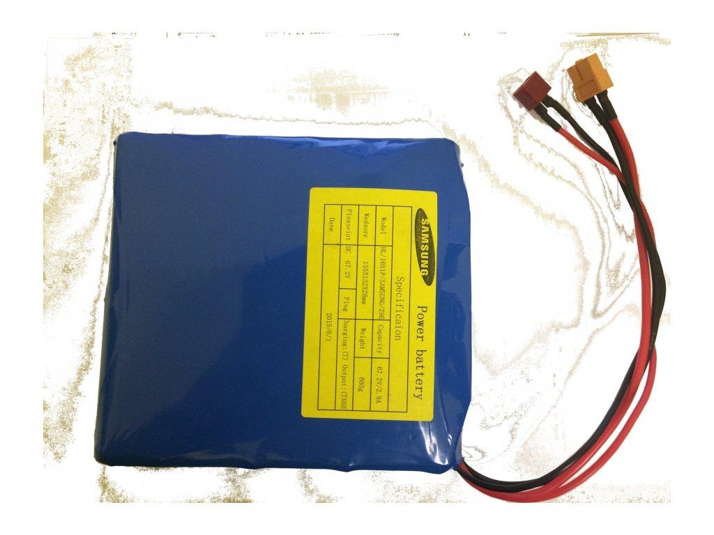 Jednokolo náhradná batéria samsung