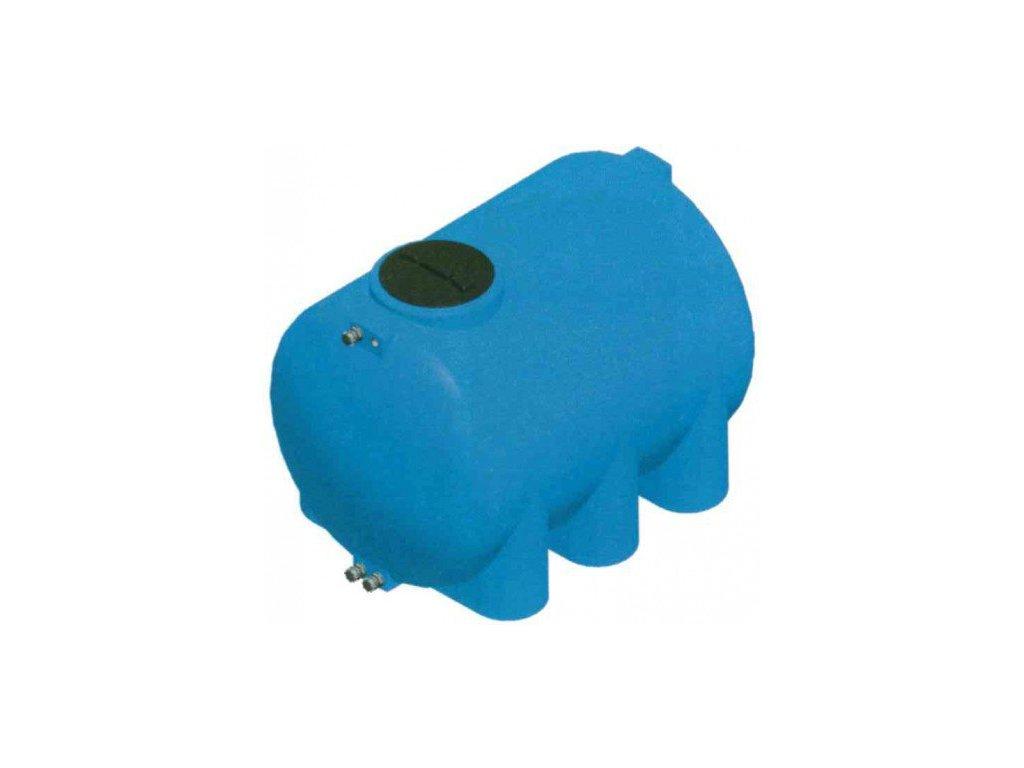Aquacup Povrchové nádrže HORIZONTÁLNE H 5000