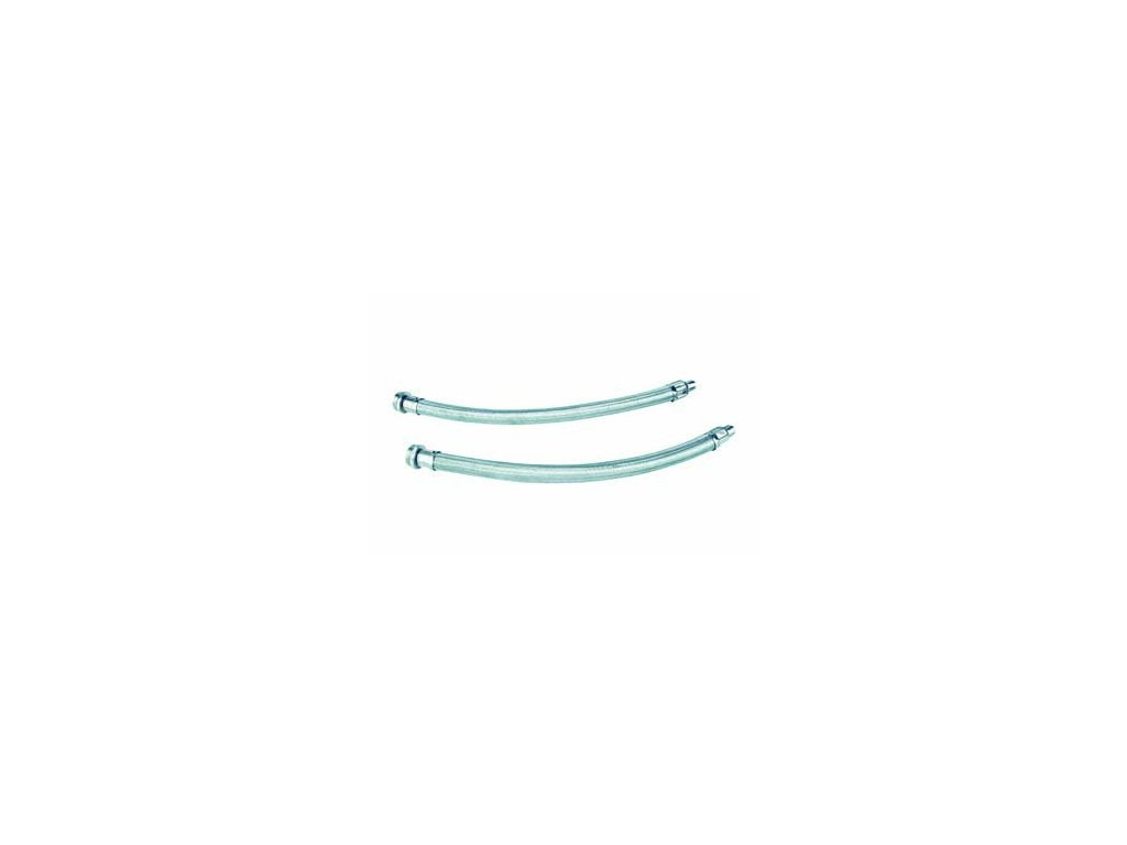 Aquacup Hadica pancierová priama 500 mm, M-T