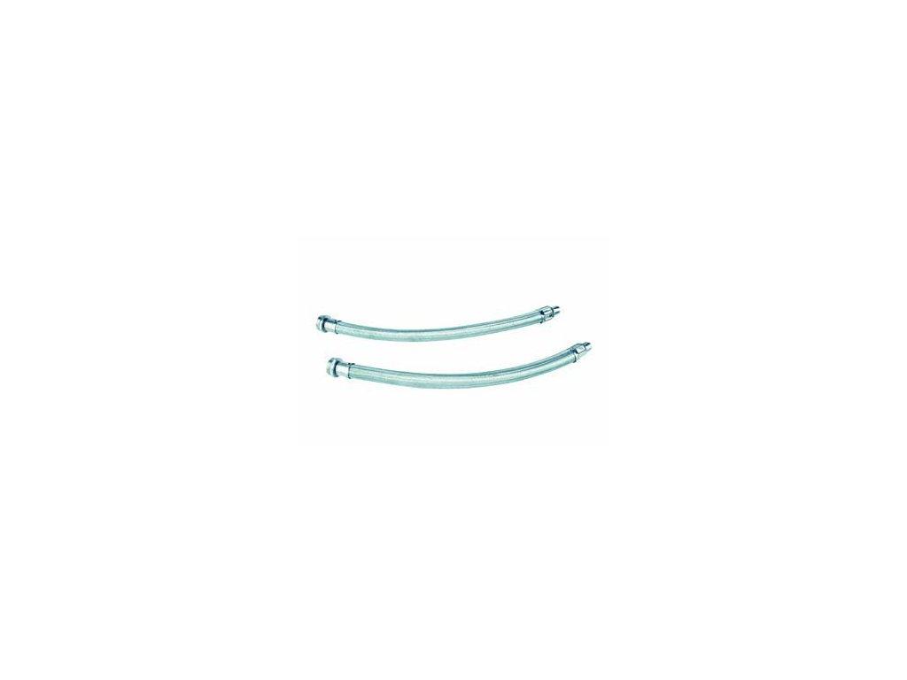 Aquacup Hadica pancierová priama 600 mm, M-T