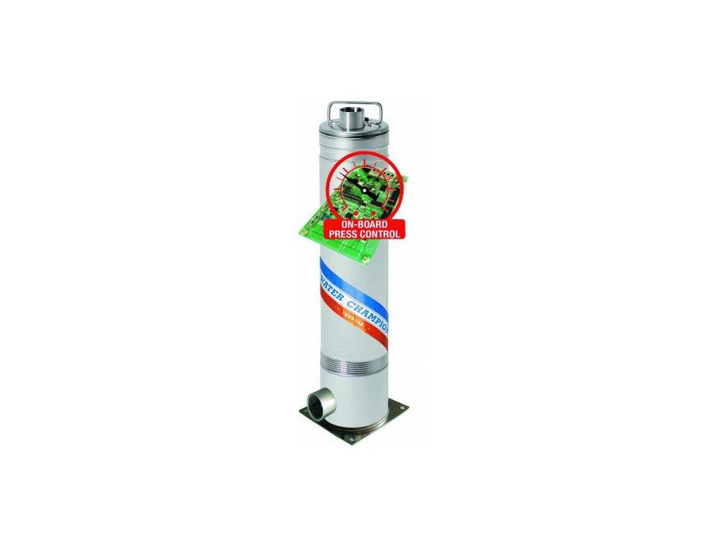 Aquacup Tlakové čerpadlo riadiacou jednotkou AC-TEC automat 40 L