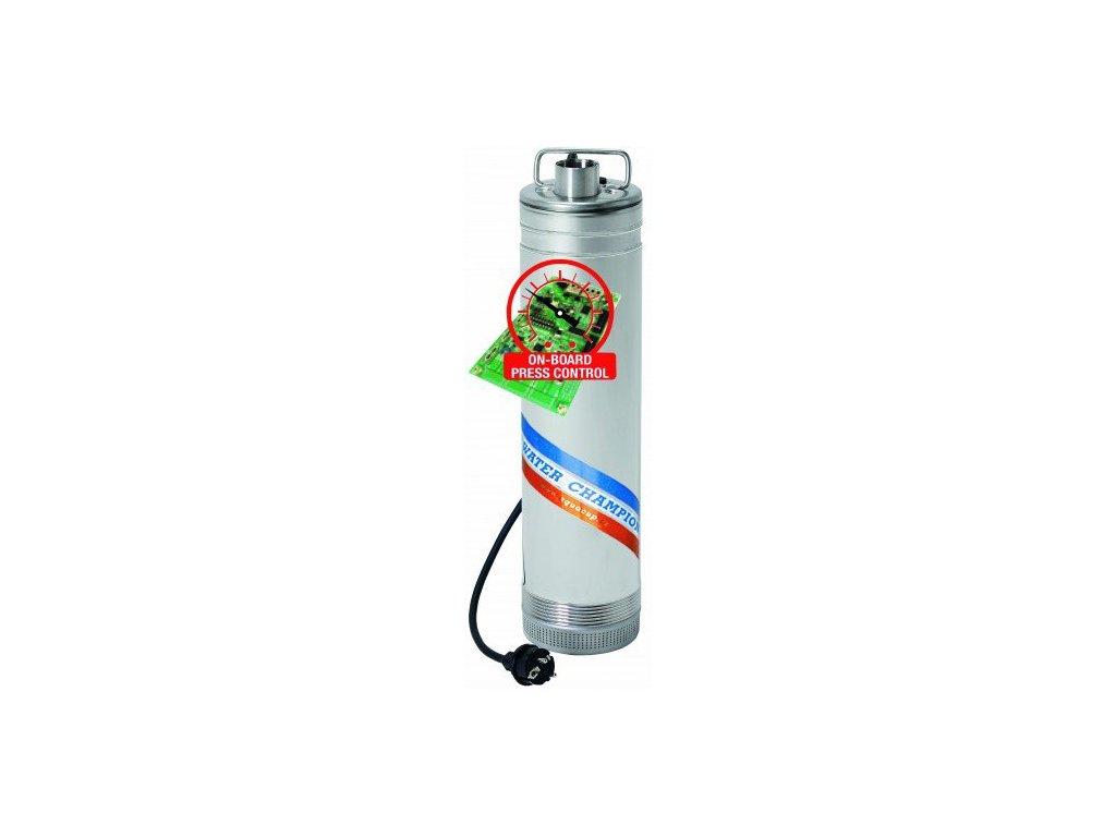 Aquacup Tlakové čerpadlo riadiacou jednotkou AC-TEC automat 60