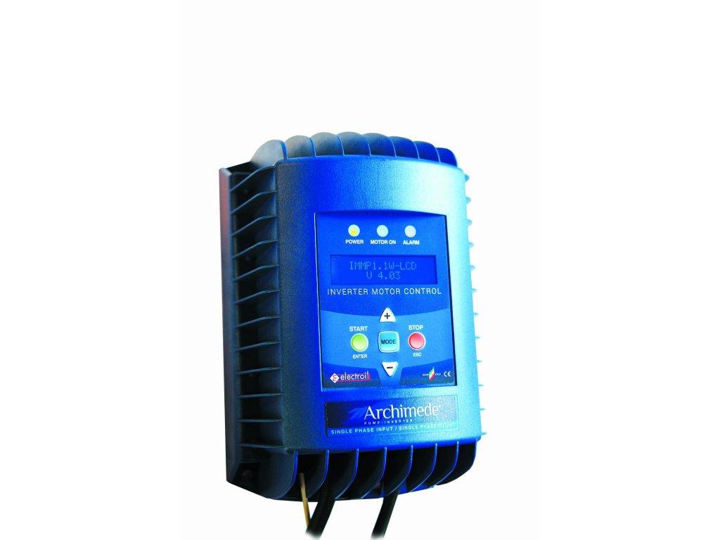 Aquacup Frekvenčné meniče ENERGY 1,1