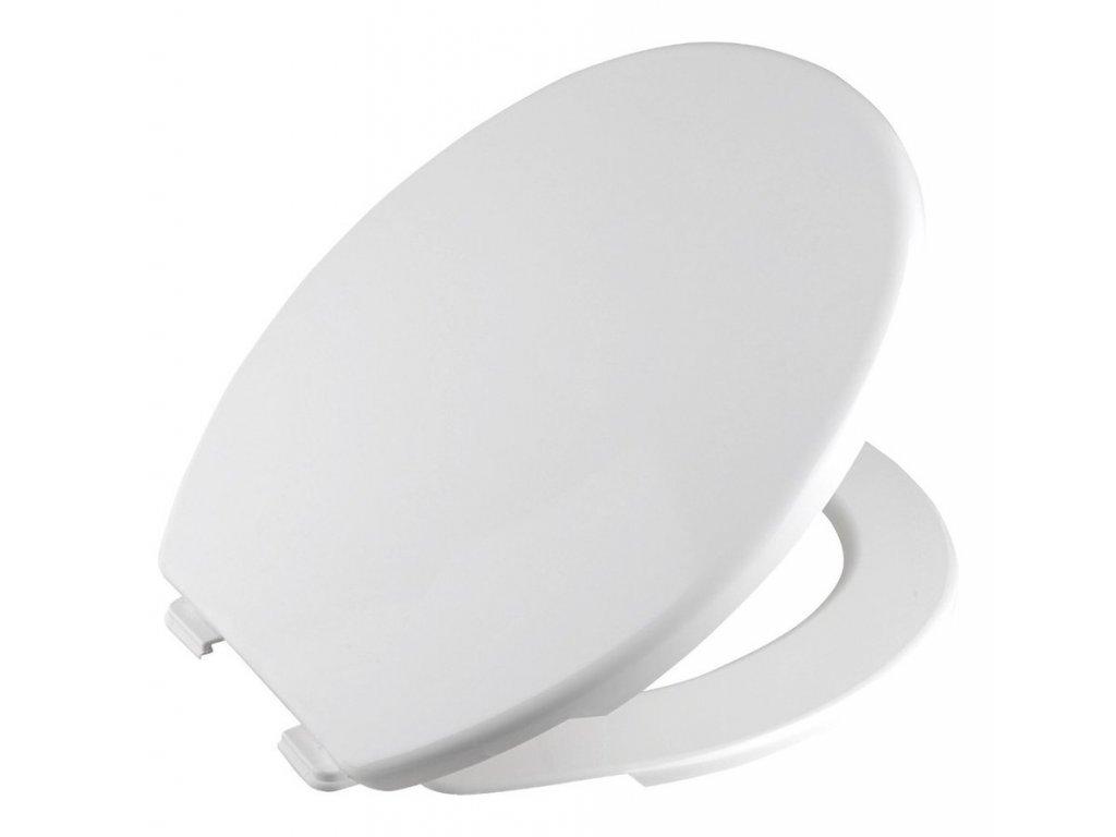 Aqualine HELENA WC sedátko, biela 3550