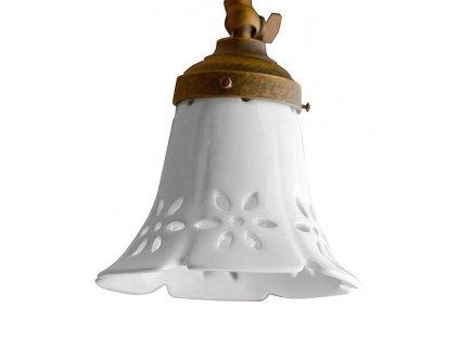 Sapho MARSALA náhradné tienidlo, keramika NDMC077