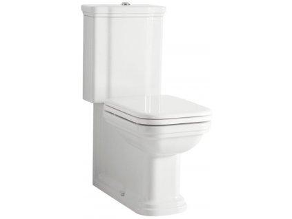 Kerasan Kombi WC Waldorf,spodný/zadný odpad WCSET04-WALDORF