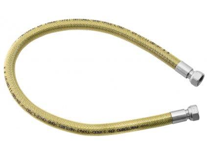 """Novaservis Plynová pripojovacia hadica 1/2"""" MM-1,5m WG1500"""