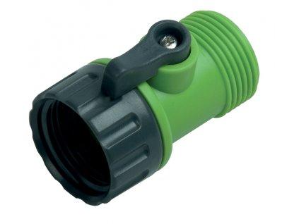 Novaservis Spojovací ventil - konektor plast DY8001