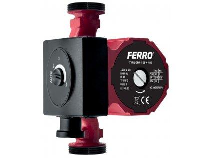 Novaservis Obehové elektronické čerpadlo Ferro 25-40/180mm W0601