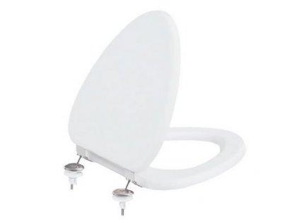 Sapho KID WC sedátko duroplast, kovové pánty, biela (KC3041) KC0802.01.0