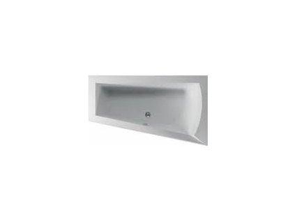 TEIKO Vaňa NERA 170 P asymetrická 170 x 100 cm - HTP systém EXCELLENT DUO pravá V210170R04T02081
