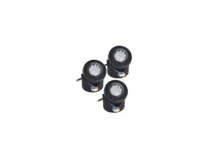 Jezírkový LED reflektor PL 1-3 LED pro zahradní jezírka