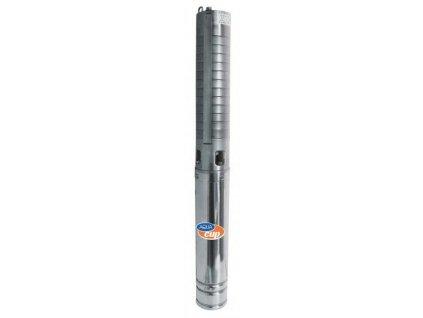 """Aquacup Tlaková jedno alebo viacstupňové čerpadlá 4 """"ELECTRA INOX 100 100/68 M"""