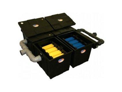Aquacup Beztlakové filtrácia OMEGA 4-CUV 236-2x