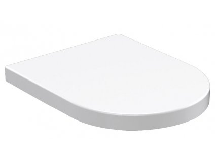 Kerasan FLO WC sedátko, duroplast, biela 318901