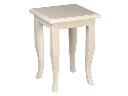 Sapho RETRO stolička 33x45x33cm, starobiela 1683