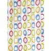 Aqualine Sprchový závěs 180x200cm, polyester, kruhy ZV026