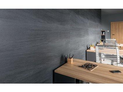 Wood Carbon obkladová deska compressor