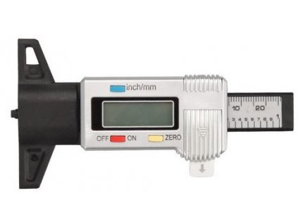 6050 1 digitalni meric hloubky dezenu pneumatik