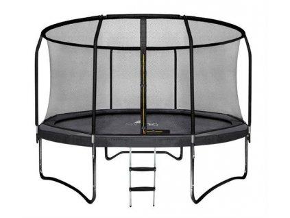 46163 4 malatec 9816 trampolina hq 244 cm vnitrni ochranna sit zebrik